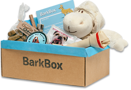 BarkBox: Monthly Toys & Treats for your Dog